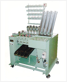 Model KUW-50 type 4 sp. Automatic Winder (Pneumatic system)