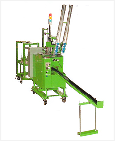 Model KUW-W type 1 sp. Automatic Winder for copper wire